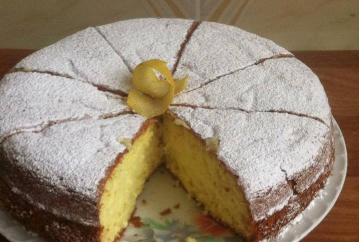 Recette Cake Fourr Ef Bf Bd Creme Patissiere