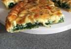 Quiche epinards mozzarella