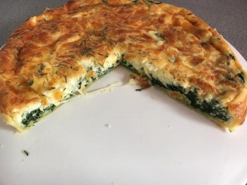 Quiche epinards mozzarella3